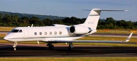 Jet Charter Operator Listing Gulfstream IV Florida