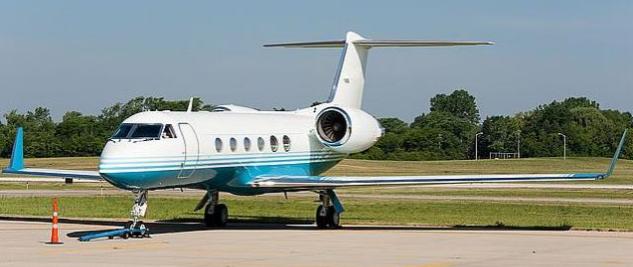 Gulfstream IV private jet charter