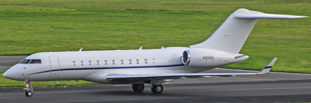N346L Global 5000 Jet Charter with Wingtip Aviation Chicago