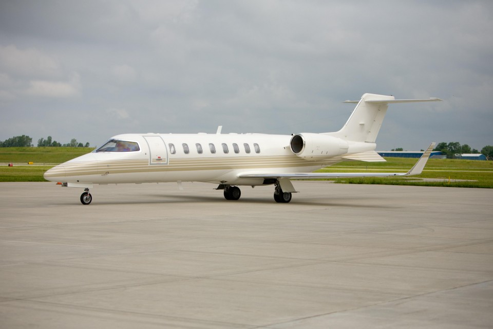 Landmark Aviation Adds Learjet 45XR At Milwaukee WI  FlightList PRO Air Cha