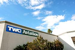Jet charter operator TWC Aviation new location at Scottsdale, AZ