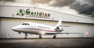 Falcon 2000EX EASy N12MW for charter