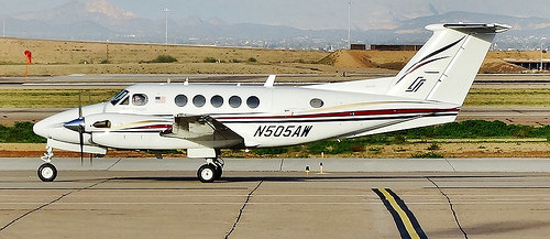 King Air Charter CSI Aviation