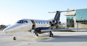 Phenom 300 N110AP for charter by Jet Methods