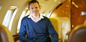 Andy Christie, ACS Director of private jets