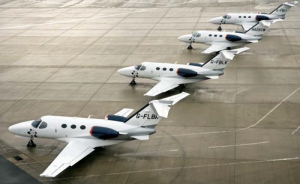 Blink Air Taxi Service Citation Mustang Fleet