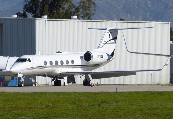 16 Seat Gulfstream New To Charter In So California  FlightList PRO Air Char