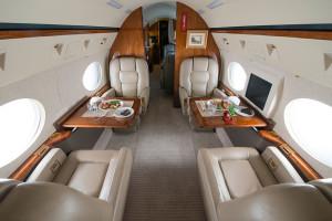 Gulfstream IV-SP Charter Operated By Aero Jet Servcies