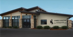 Laramie Wy Cowboy Aviation FBO