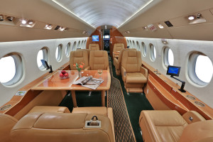 Falcon 2000EX New To Charter, operated by CTP Aviation
