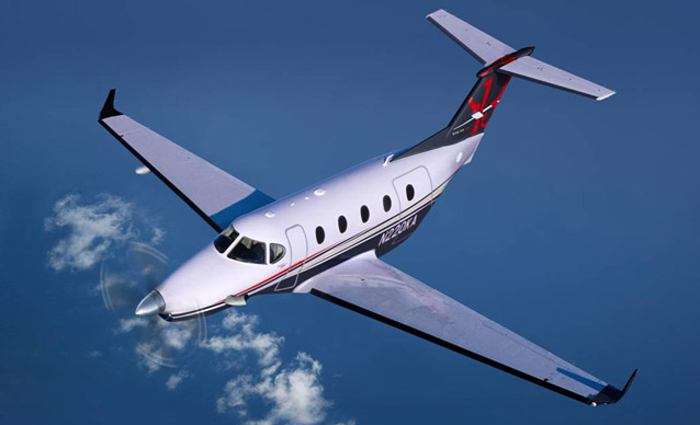Textron Beechcraft single engine turboprop