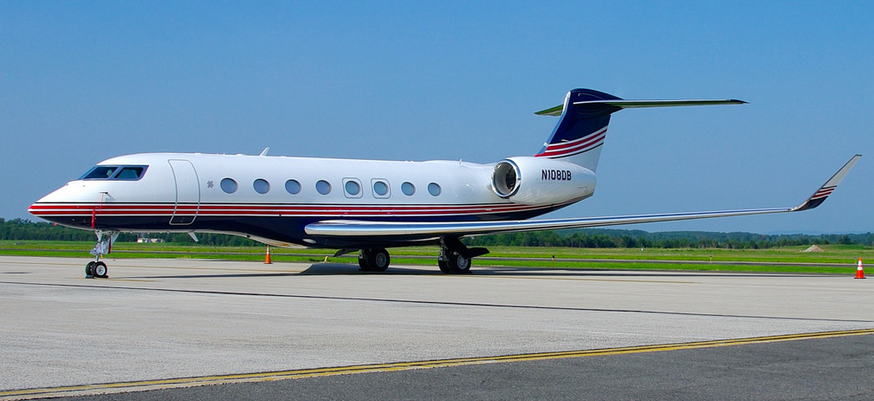 Charter Operator Solairus Aviation G650 based SFO