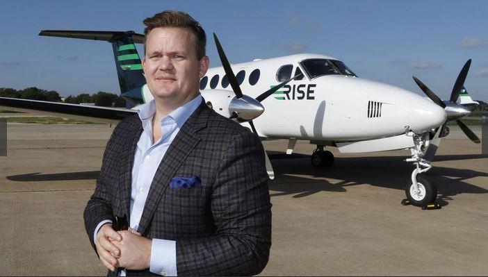 Rise Texas king air charter