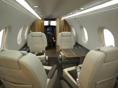 Pilatus PC-12 for charter based Aspen, CO