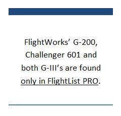 Atlanta jet charter flightworks