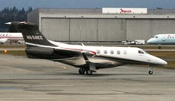 Phenom 300 light jet