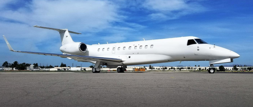 Legacy 650 now available from charter, based HPN White Plains, NY, operated by Jet Edge.