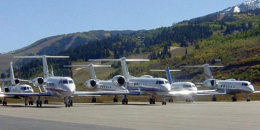 Jet Charter Fleet